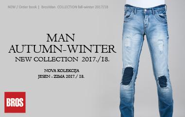 Bros Jeans Muska